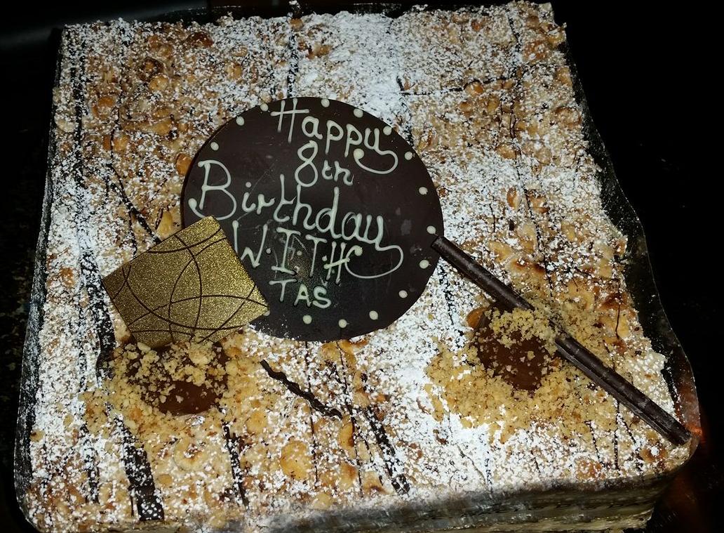 WITH Tas celebrates 8th birthday