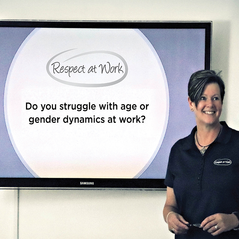 Respect at Work with Roz Taylor