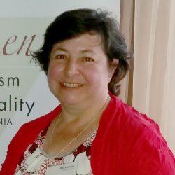 Rita Warrener, Vice President, WITH Tas