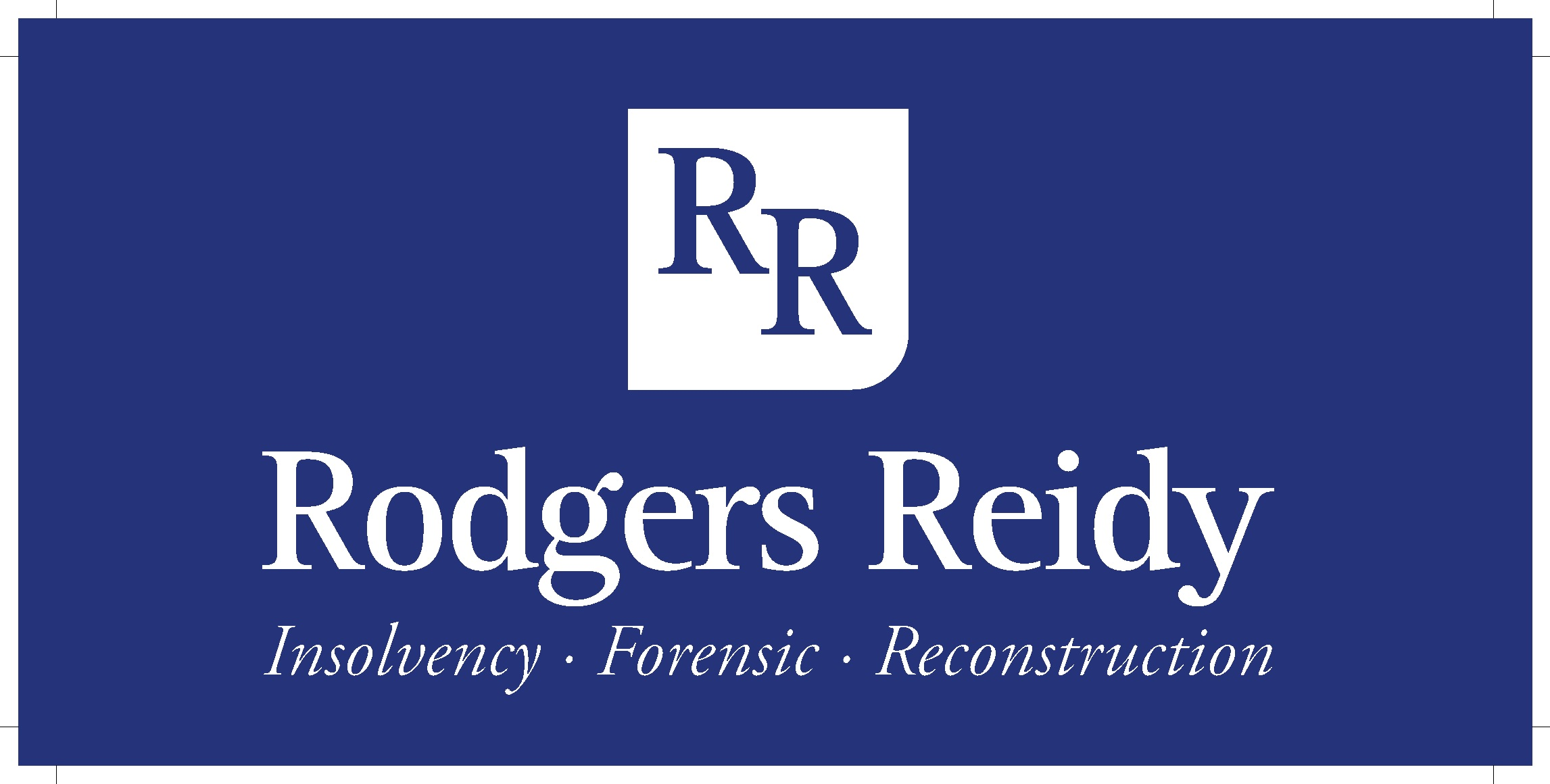 Rodgers Reidy. Insolvency. Forensic Reconstruction financial services