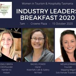WITH Tas 2020 Leaders Breakfast